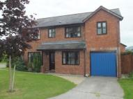 4 bedroom Detached property in Beacons Park, Brecon, LD3
