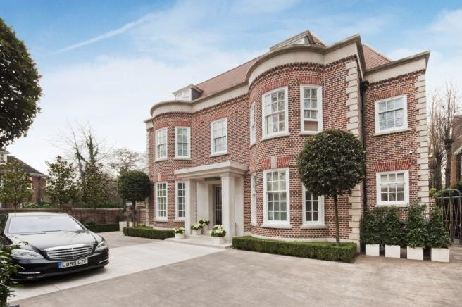 7 bedroom house for sale in avenue road london nw8 nw8 for Mansion houses for sale in london