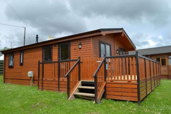 2 Bedroom Log Cabin For Sale In Three Lochs Holiday Park