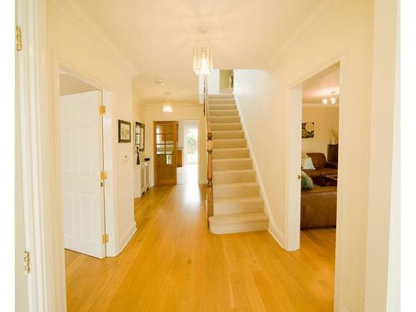 Entrace Hallway