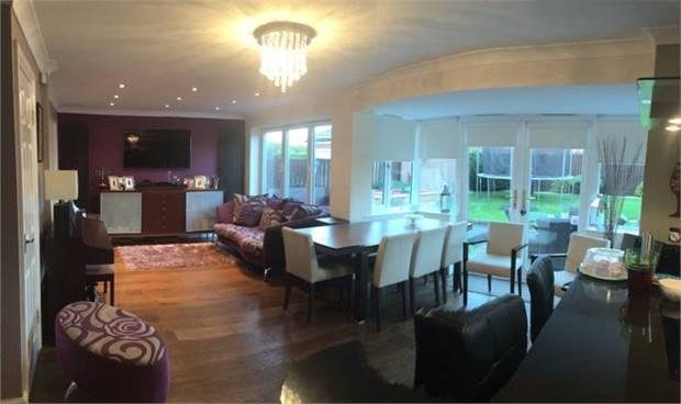 Kitchen/Diner/ family area