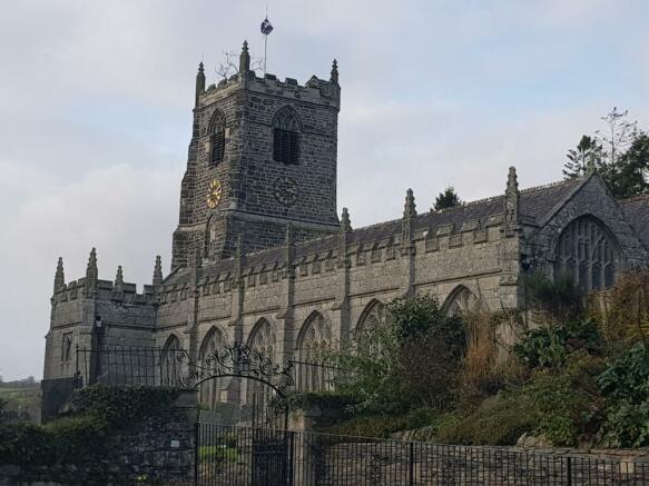 Villiage church