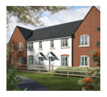 3 bed new house for sale in Kensington Park Magor...