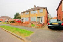 semi detached house for sale in Bagley Close...
