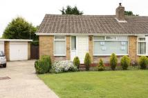 Sycamore Road Semi-Detached Bungalow to rent