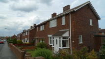 Huntley Avenue semi detached house to rent