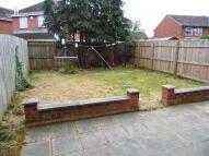 2 bed semi detached property in Cranswick Close...