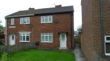 2 bedroom semi detached property in Metcalf Crescent, Murton...
