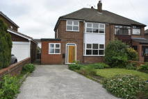3 bed semi detached property in Legh Road, Haydock...