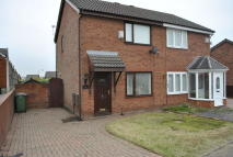 2 bedroom semi detached house in THE SHIRES, St. Helens...
