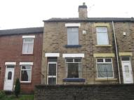 Terraced property in Dykes Hall Road...