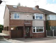 semi detached property in Wingfield Crescent...