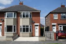 2 bedroom semi detached home in Houstead Road, Darnall...