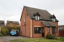 semi detached house in Duckham Drive, Aston...