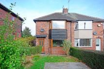 2 bed semi detached home to rent in Youlgreave Drive...