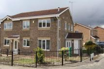 2 bed semi detached house to rent in Stainmore Avenue...