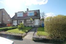 Lunan Drive semi detached property for sale