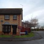 2 bedroom semi detached home in Godwit Close, PE7