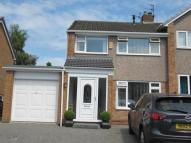 3 bed semi detached house for sale in Southwark Close, Normanby