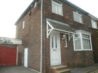 semi detached home to rent in Kings Road, Wallsend...