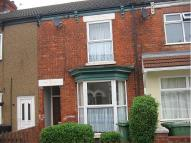 Terraced house in Freeston Street...