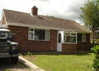 2 bed Detached Bungalow in Mill Hill Way...