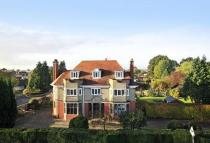 Detached home for sale in Thorpe House Sowerby...