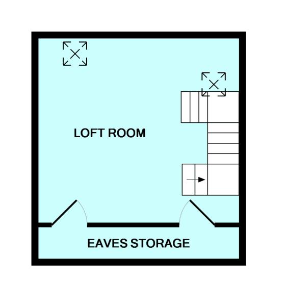Utilised Loft Roo...