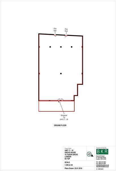 Floorplan - U17-18