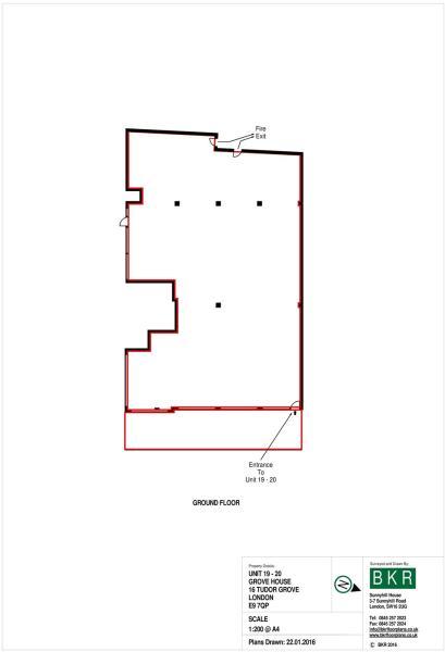 Floorplan -U19-20