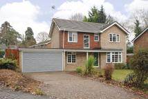 Detached home to rent in Camberley, Surrey