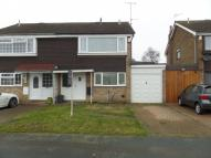 semi detached property in Chaucer Close...