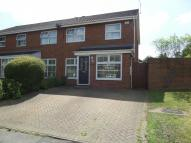 3 bed semi detached property for sale in Scott Drive...