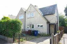 3 bedroom semi detached home in Plessey Terrace...