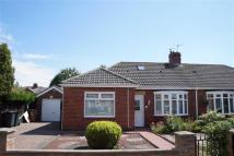 Semi-Detached Bungalow for sale in Robinson Gardens, Howdon...