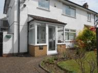 semi detached home in Central Drive, Bramhall...