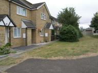 Terraced home for sale in Blackthorn Court, Coates...