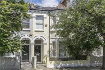 Terraced property for sale in Marville Road, London