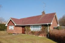 3 bedroom Detached Bungalow for sale in Burnside, Fleet