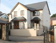 Detached house for sale in Gower Road, Sketty...