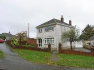Detached home for sale in Mynydd Garnllwyd Road...