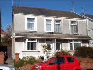 3 bed semi detached property for sale in Carnglas Road, Tycoch...