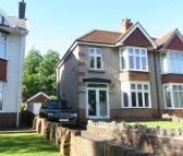 semi detached home in Clasemont Road...