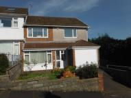 3 bed semi detached house in Brynmead Close, Swansea...