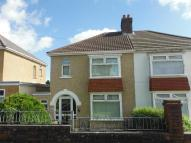 semi detached house in Pentyla Road, Swansea...