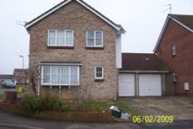 Detached home in Goldfinch Close...