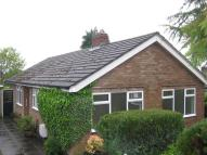 Detached Bungalow to rent in Redhill Road, Tarporley