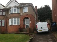 semi detached property to rent in Chiltern Avenue...