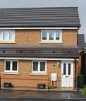 2 bedroom semi detached property in Callender Gardens...