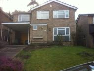 Detached home to rent in warren wood drive...